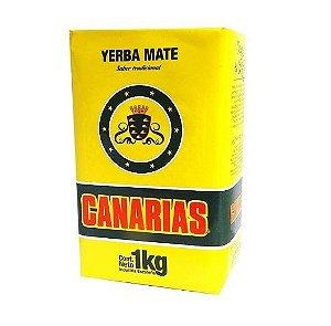 YERBA MATE URUGUAYA CANARIAS 1 KG