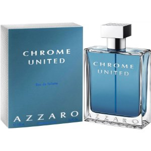 Perfume Azzaro Chrome United Masculino
