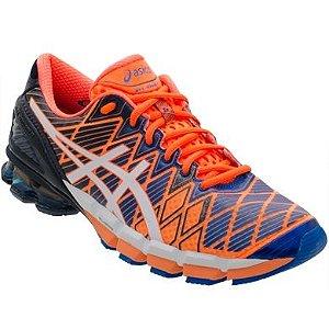 aab3a578ce8 Asics Gel Nimbus 18- Feminino- Lançamento. - Net Sport Shoes - Frete ...