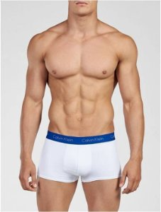 Cueca Calvin Klein Low Rise Trunk Branco (Original)