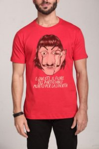 Camiseta Masculina Série La Casa de Papel