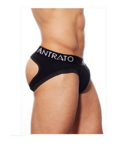 Cueca Bottom Free - Preto