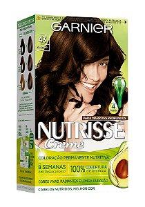 NUTRISSE Coloração Permanente 43 Capuccino