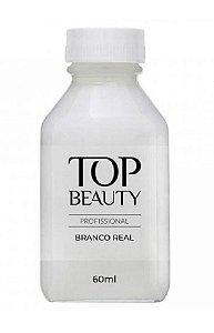 TOP BEAUTY Profissional Base Branco Real 60ml