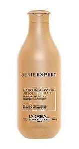 L'ORÉAL PROFESSIONNEL Expert Absolut Repair Gold Quinoa Shampoo 300ml