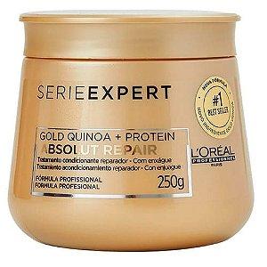 L'ORÉAL PROFESSIONNEL Expert Absolut Repair Gold Quinoa Máscara Capilar Reparadora 250g