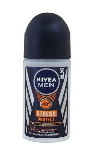 NIVEA MEN Desodorante Antitranspirante Roll On Stress Protect 50ml