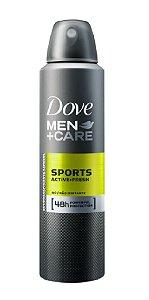DOVE MEN +CARE Desodorante Antitranspirante Aerosol Sports 150ml
