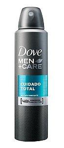 DOVE MEN +CARE Desodorante Antitranspirante Aerosol Cuidado Total 150ml
