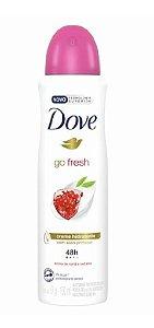 DOVE Desodorante Antitranspirante Aerosol Go Fresh 150ml
