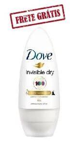 DOVE Desodorante Antitranspirante Roll On Invisible Dry 50ml