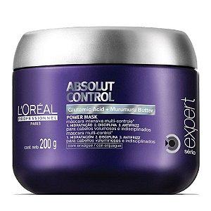 L'Oréal Professionnel Absolut Control Máscara - 200g