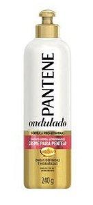 PANTENE Cachos Hidra-vitaminados Creme para Pentear Ondulado 240g