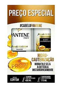 PANTENE Hidro-cauterização Kit Shampoo 400ml + Condicionador 175ml