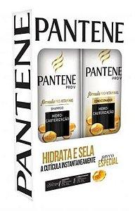 PANTENE Hidro-cauterização Kit Shampoo + Condicionador 175ml