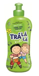 TRÁ LÁ LÁ Kids Antifrizz Creme para Pentear 300ml