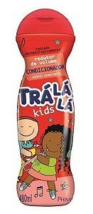 TRÁ LÁ LÁ Kids Redutor de Volume Condicionador 480ml