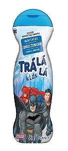 TRÁ LÁ LÁ Kids NutriKids Condicionador Brilho e Proteção Liga da Justiça 480ml
