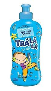 TRÁ LÁ LÁ Kids NutriKids Creme para Pentear Brilho e Proteção 300ml