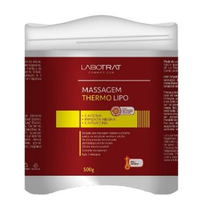 LABOTRAT Creme de Massagem Thermo Lipo Grau Intenso 500g