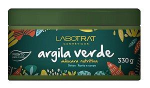 LABOTRAT Máscara Nutritiva com Argila Verde 330g