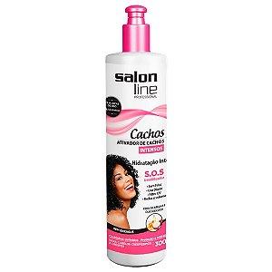 Salon Line Cachos SOS Ativador de Cachos Intensos - 300ml