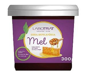 LABOTRAT Cera Depilatória Hidrossolúvel Mel 300g