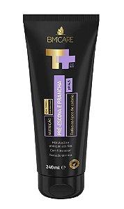 BARROMINAS T+ Creme para Pentear Nutrição Pré-escova e Prancha 240ml