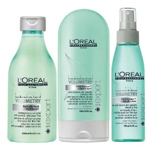 L'Oréal Professionnel Expert Volumetry Kit Shampoo + Condicionador + Máscara