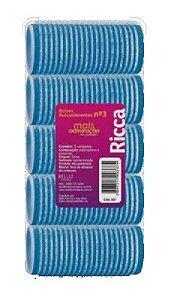 RICCA Bob com Velcro Auto Aderente n°3 5un (337)