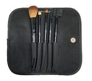 MAYBELLINE Kit com 5 Pincéis para Maquiagem