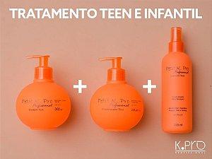 K.Pro Kit Tratamento Teen e Infantil Petit (3 Produtos)