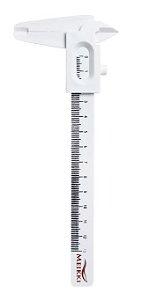 MEIKKI Paquímetro Profissional Para Sobrancelhas 13cm