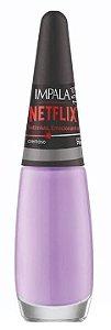 IMPALA Esmalte Netflix Cremoso Intimista, Emocionante 7,5ml
