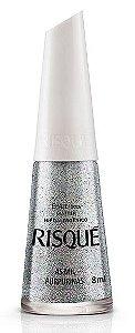 RISQUÉ Esmalte Efeitos Glitter As Mil Purpurinas 8ml