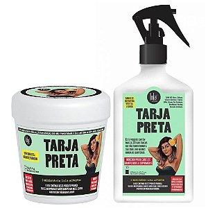 Lola Tarja Preta Kit Máscara + Queratina Líquida Spray