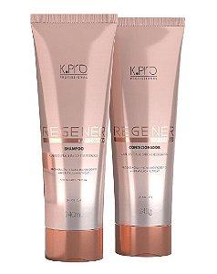 K.Pro Regenér Kit Shampoo + Condicionador 240g
