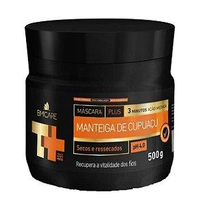 BARROMINAS T+ Máscara Capilar Manteiga de Capuaçu 500g