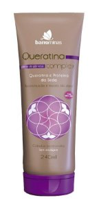 BARROMINAS Queratina Complex Creme para Pentear 240ml