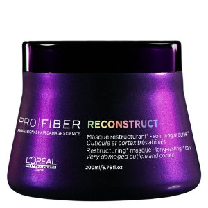 L'Oréal Professionnel Pro Fiber Reconstruct Máscara - 200ml