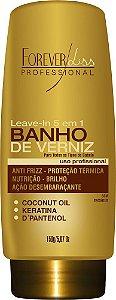 Forever Liss Banho de Verniz Leave-in 5 em 1 - 150g