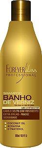 Forever Liss Banho de Verniz Shampoo - 500ml