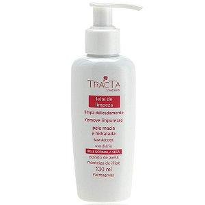 Tracta Leite de Limpeza Pele Normal a Seca - 130ml