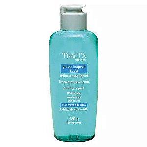 Tracta Gel de Limpeza Facial para Pele Mista a Oleosa 130g