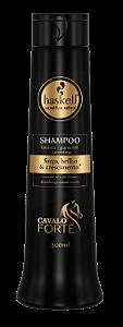 Haskell Cavalo Forte Shampoo para Crescimento Capilar 500ml