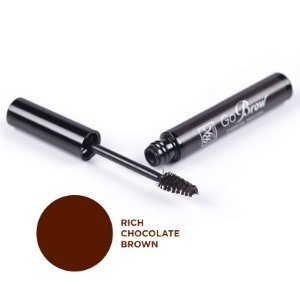 RK by Kiss NY GoBrow Brow Máscara de Sobrancelha - Rich Chocolate Brown (RM03) - 6ml