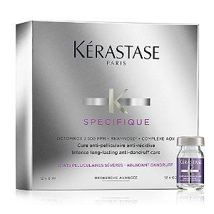 Kérastase Spécifique Cure Anti-Pelliculaire Ampola Caixa - 12x6ml