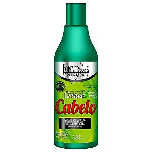 Forever Liss Cresce Cabelo Shampoo - 500ml