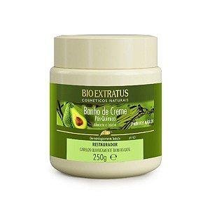 Bio Extratus Abacate Pós-Química Banho de Creme - 250g