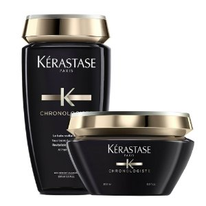 Kérastase Chronologiste Kit Bain 250ml + Masque 200g